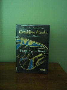 Jacket cover of People of the Book