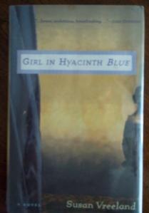 Girl in Hyacinth Blue