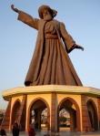 Mevlana_Statue,_Buca